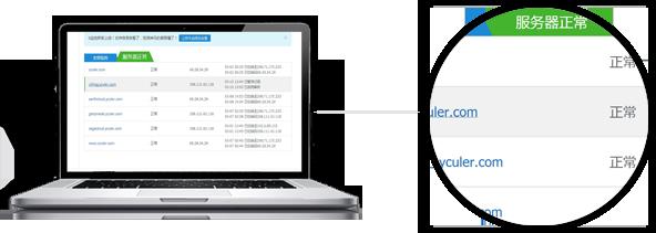 YCS 云主机支持宕机检测,自动切换到其他可用的线路,大大缩短宕机时间